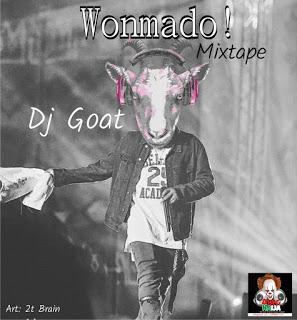 Dj Goat Mixtape - street hip hop jamz mix