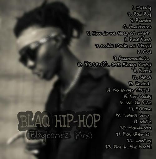 blaqbonez mixtape 2020