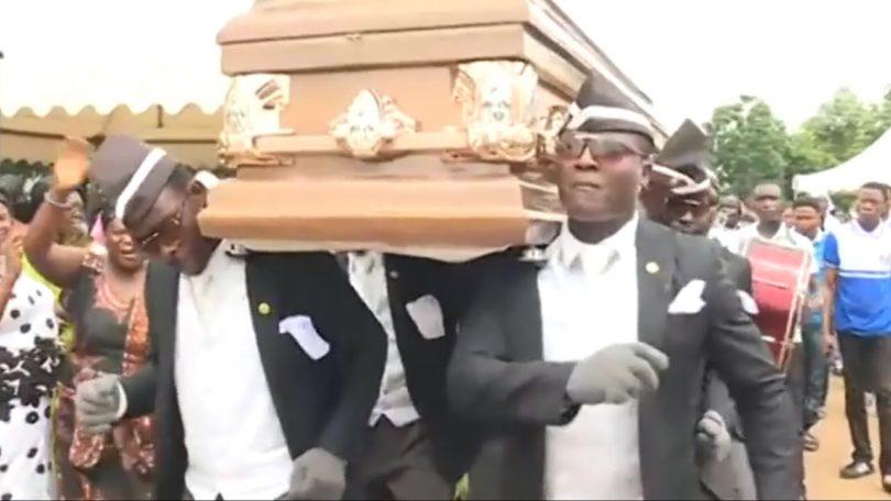Funeral Dancing meme