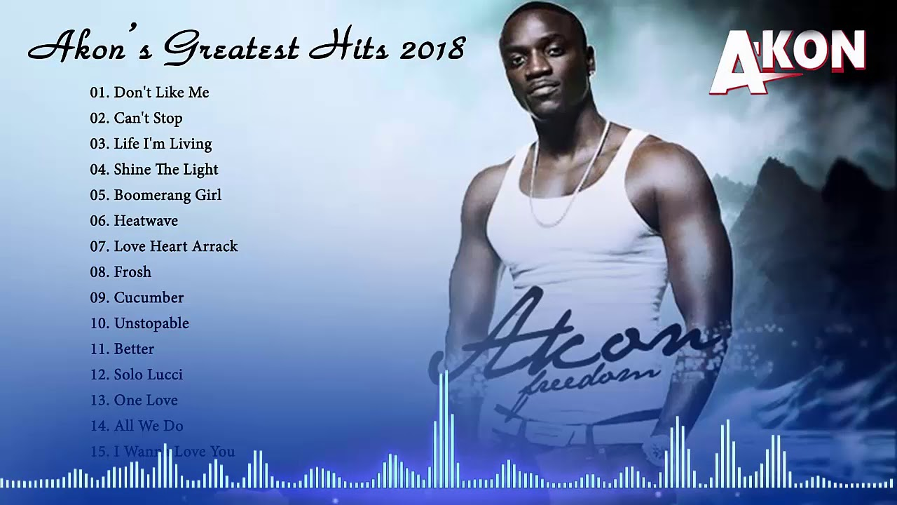 Download akon all file mp3 free zip songs DOWNLOAD ALBUM: